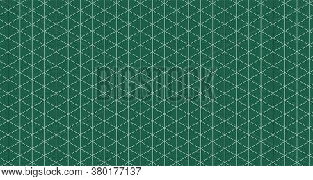 Seamless Millimeter Graph Paper With A N Isometric Grid.