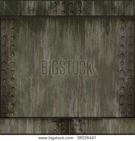 Metal Plate 03 06