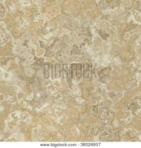Procedural Textures Light Brown And White Marble Texture Seamless