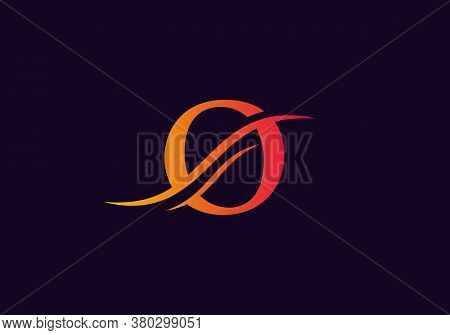 Letter O Logo Vector Template. O Letter Linked Logo For Business And Company Identity.