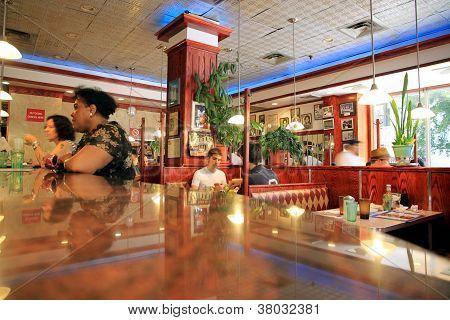 Seinfeld Location Interior