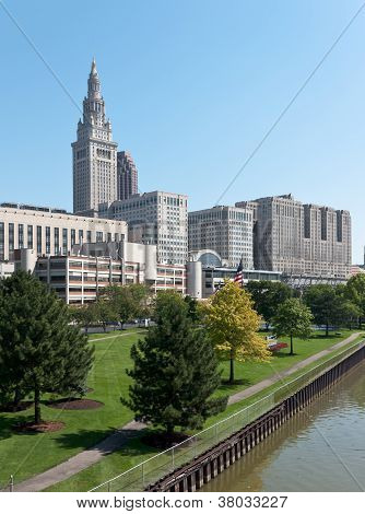 Cleveland's Business District