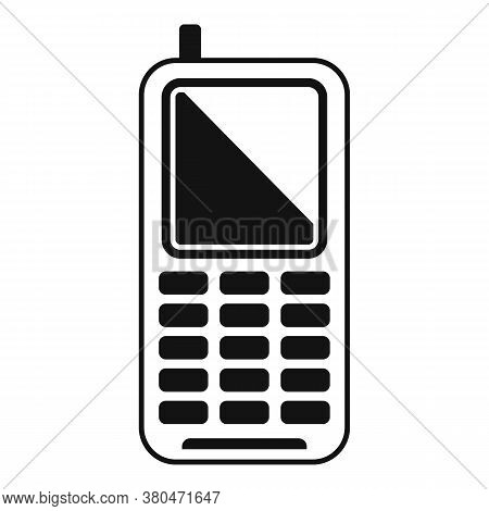 Survival Phone Icon. Simple Illustration Of Survival Phone Vector Icon For Web Design Isolated On Wh