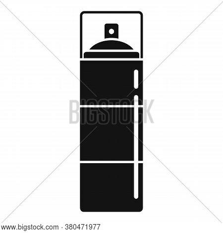 Survival Spray Bottle Icon. Simple Illustration Of Survival Spray Bottle Vector Icon For Web Design