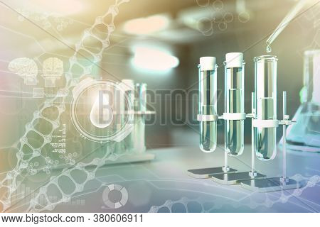 Laboratory Proofs In Modern Chemistry Research Clinic - Drink Water Quality Test For Bacteria Design