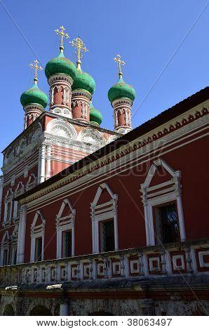 High-Petrovsky Monastery