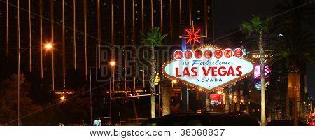 Welcome To Las Vegas Strip