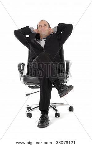 Easy business swivel chair