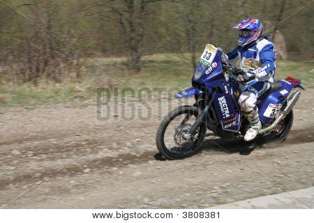 Ktm Rally Bike