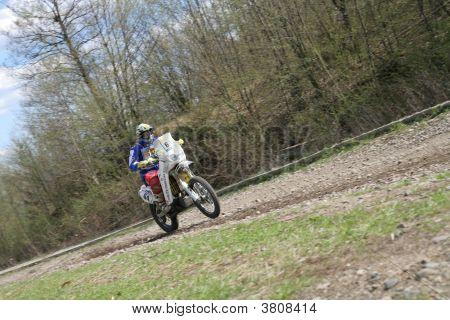Yamaha Rally Bike