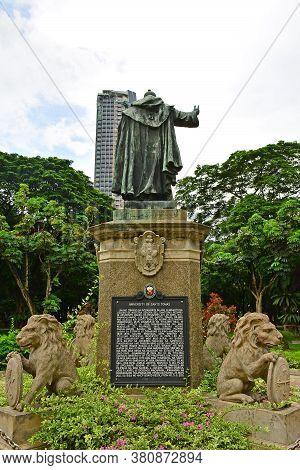 Manila, Ph - June 2 - University Of Santo Tomas On June 2, 2018 In Manila, Philippines.