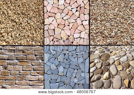An Avenue Of Stones