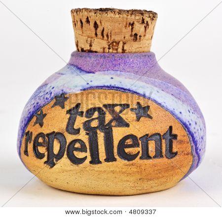 Tax Repellent Bottle