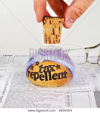 Release Of Tax Repellent