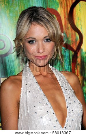 Katrina Bowden  at the HBO Post Emmy Award Party. Pacific Design Center, Los Angeles, CA. 09-21-08