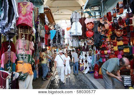 Shops In The Medina