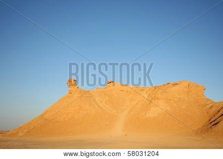 View At Camel Head Rock