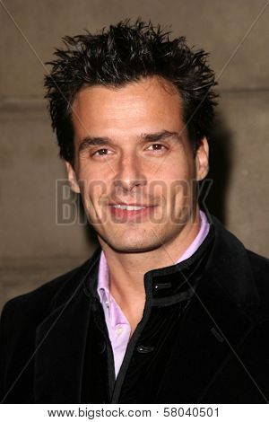 Antonio Sabato Jr.  at the Summer Stars Party hosted by InTouch Weekly and ISH. Social Hollywood, Hollywood, CA. 05-22-08