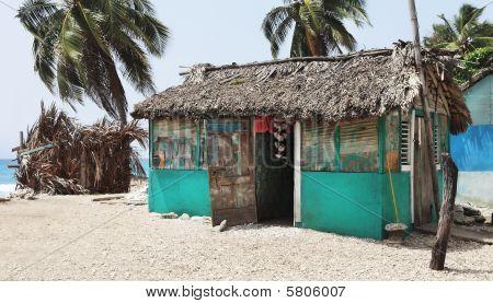 favelas of caribe