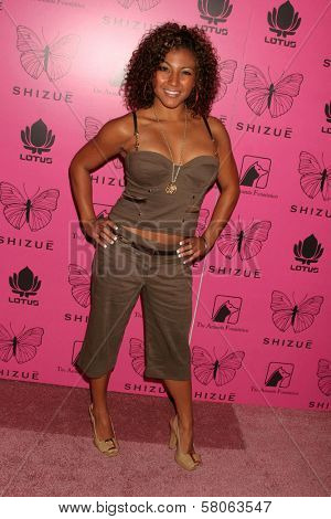 Tania Torres Dave Edwards/DailyCeleb.com 818-249-499 at the Grand Opening of Shizue Boutique. Shizue, Beverly Hills, CA. 06-26-08