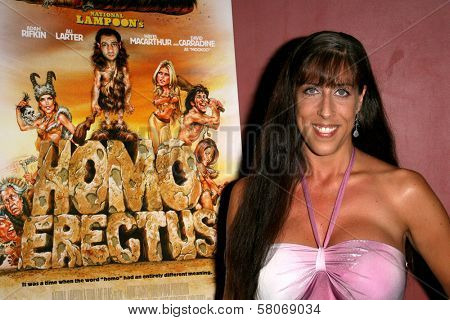 DeeDee Bigelow at the Preview Screening of