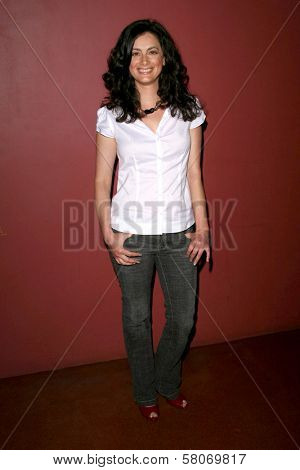Valerie Pilinsky  at the Preview Screening of
