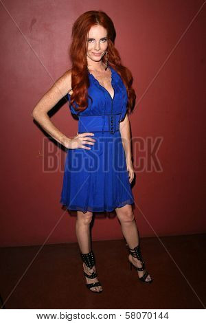 Phoebe Price  at the Preview Screening of