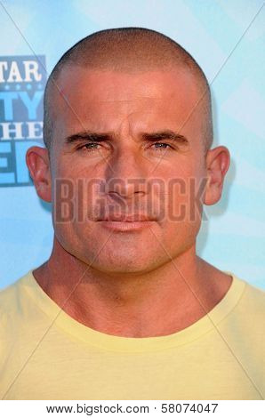 Dominic Purcell  at the FOX All Star Party. Santa Monica Pier, Santa Monica, CA. 07-14-08