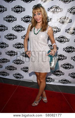 Lorielle New  at the Premiere Screening of