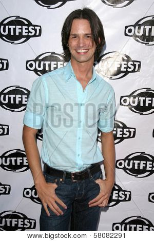 Emerson Collins  at the Premiere Screening of