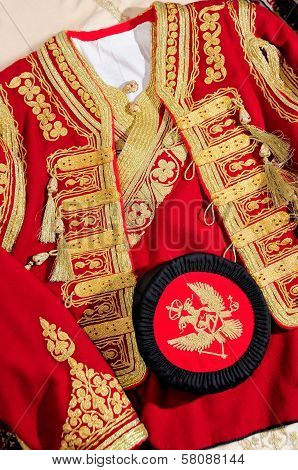 National costume of Montenegro