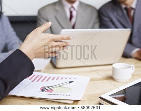 Business Review meeting