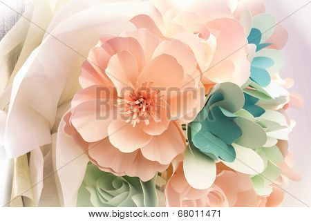 Nosegay bouquet, Beautiful Flowers.
