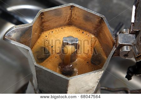 Italian Coffeepot