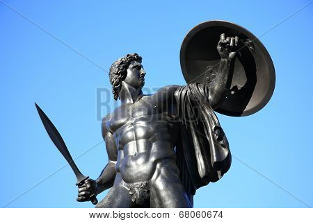 Achilles, Wellington Monument