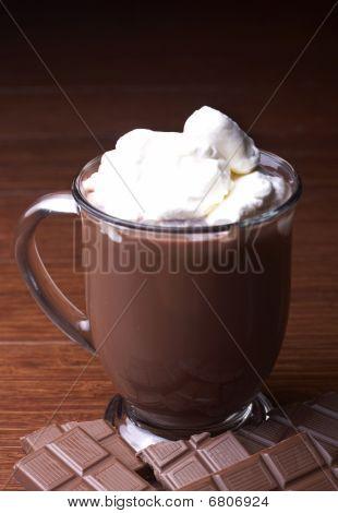 Stock Photo Of Hot Cocoa