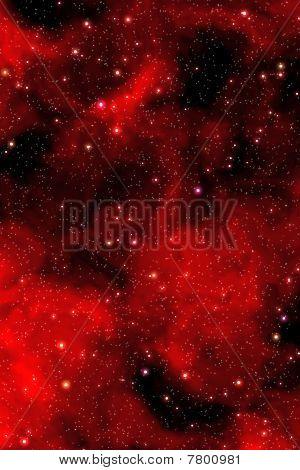 Red Nebula Stars