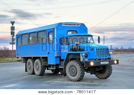 Ural 3255