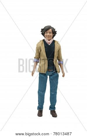 Harry Styles Doll