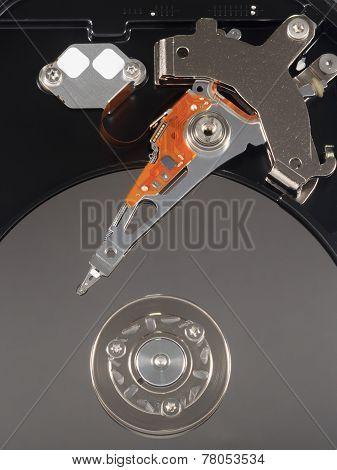 Harddisk Drive Isolated