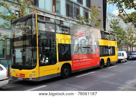 Berlin City Bus