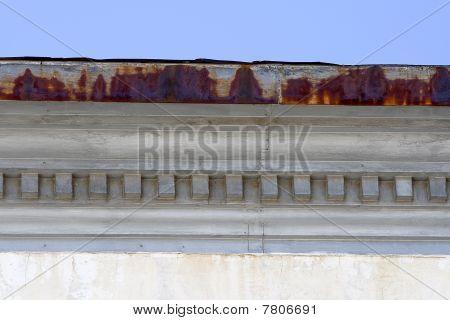 Rusted Victorian Trim