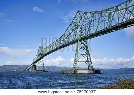 Astoria Megler Bridge, Oregon