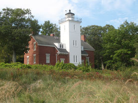 FortyMile Point Lighthouse