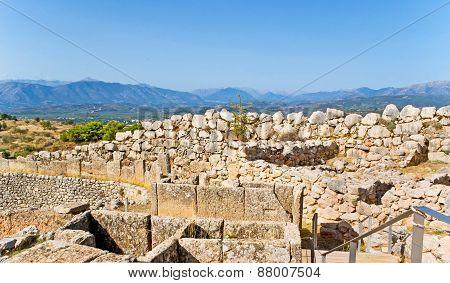 The Greek Ruins