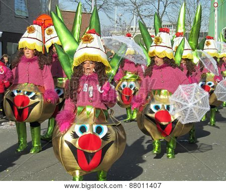 Aalst Carnival 2012