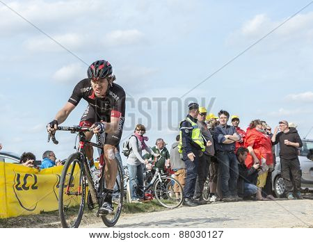 Shane Archbold On Paris Roubaix 2015