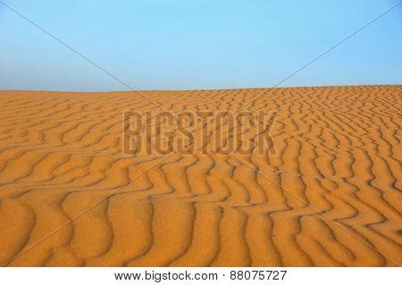 Background Of Desert