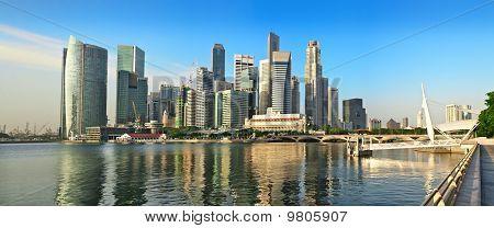 Singapore Panorama 1