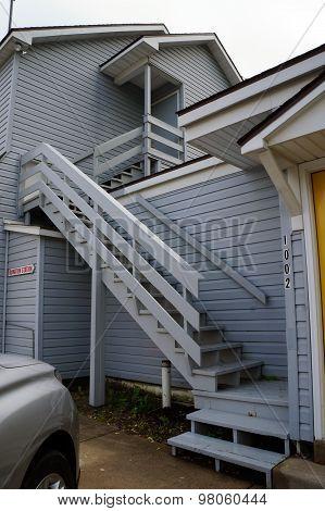 Back Stairway